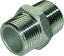 "1/4"" Brystnippel NPT AISI 316"